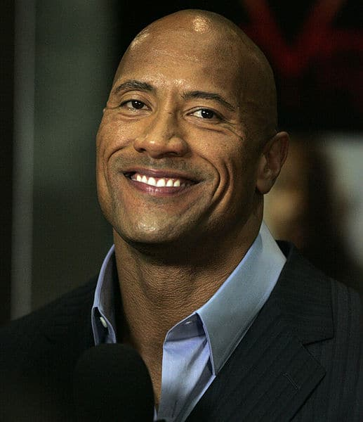 celebrity_heights_Dwayne_Johnson